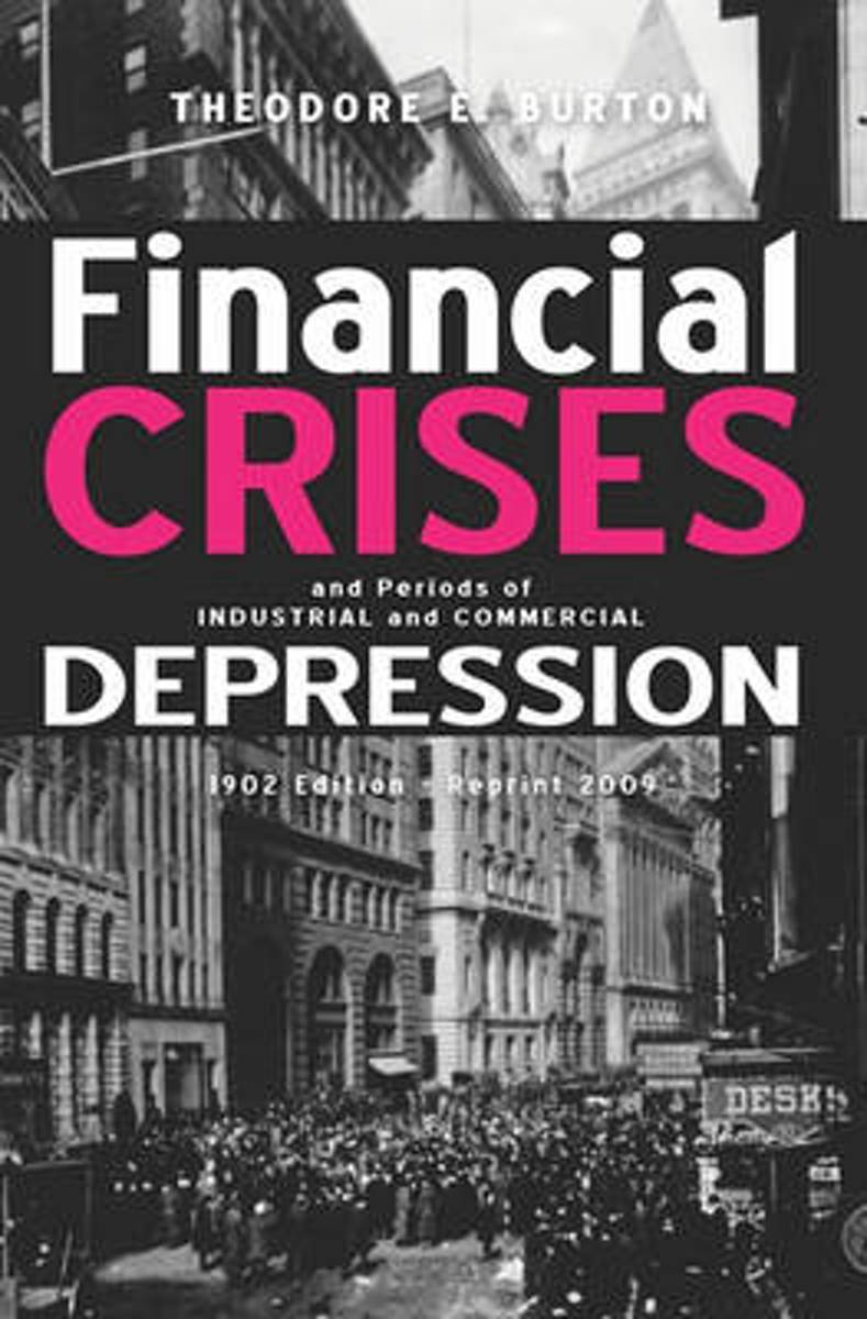 Financial Crises and Periods of Industrial and Commercial Depression image