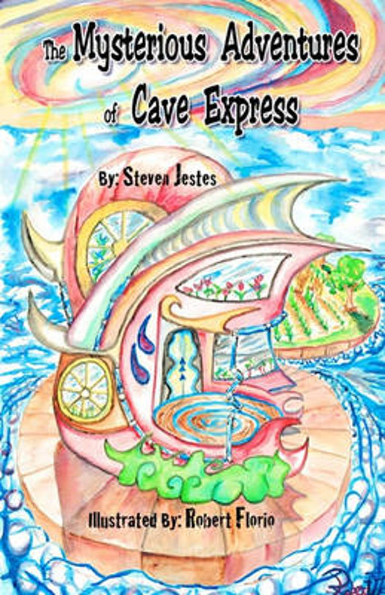 The Mysterious Adventures of Cave Express