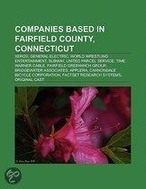 Companies based in Fairfield County, Connecticut