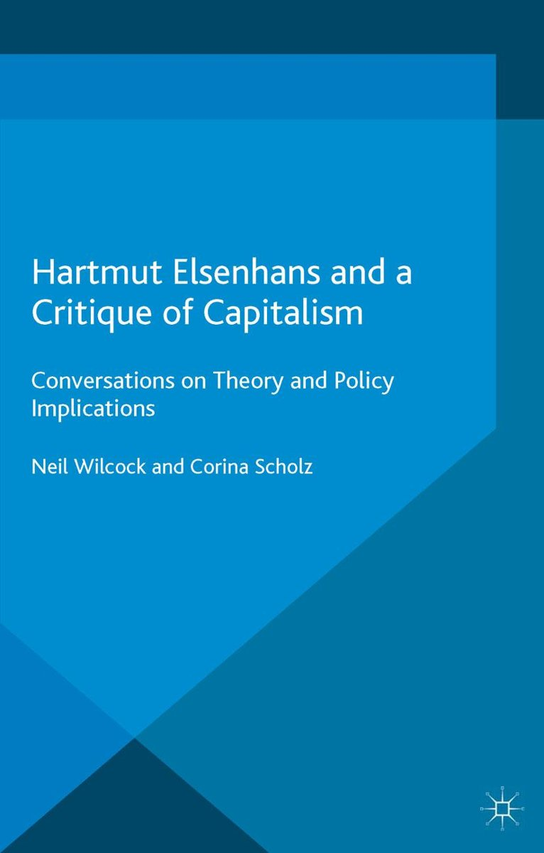 Hartmut Elsenhans and a Critique of Capitalism