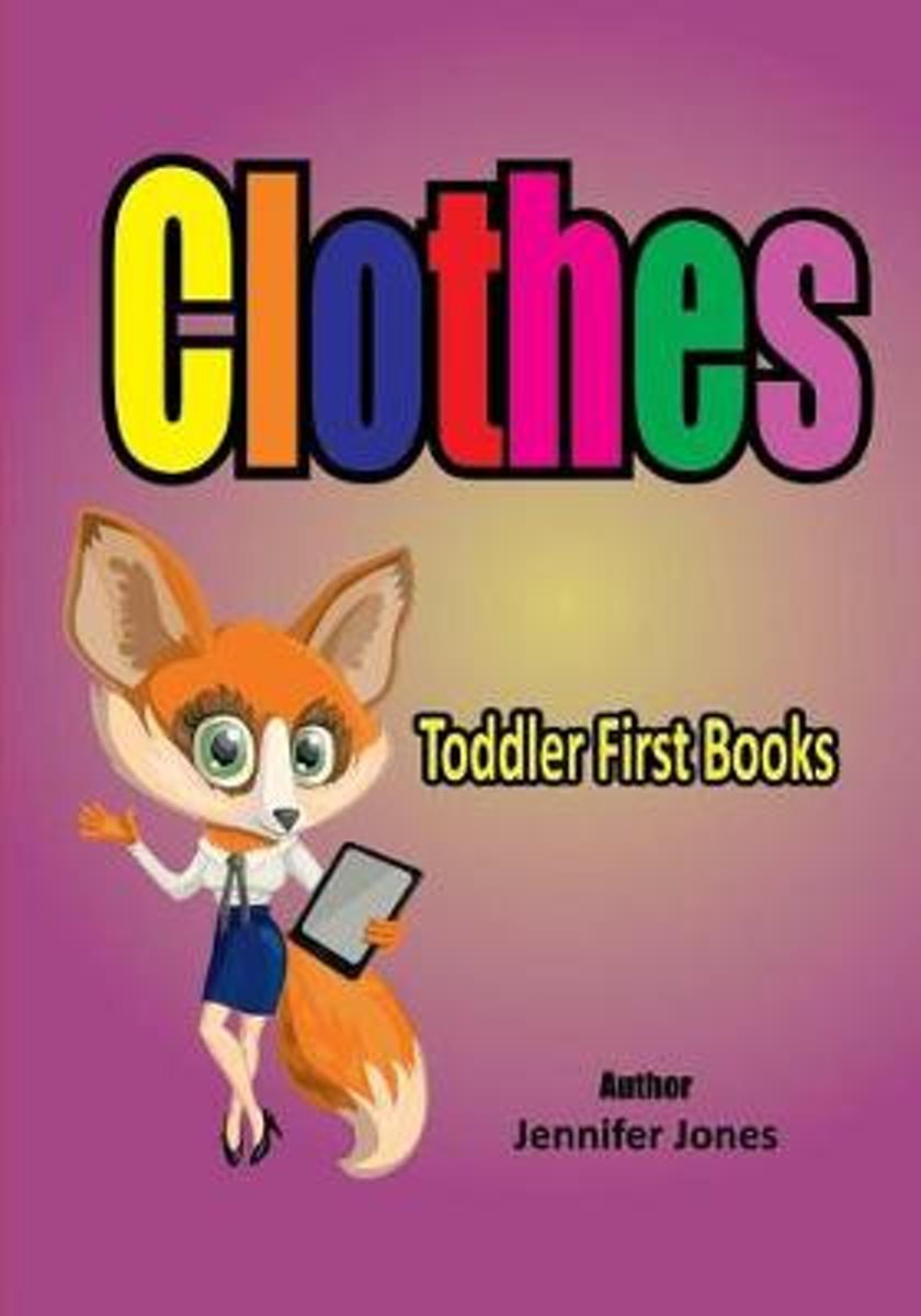 Toddler First Books