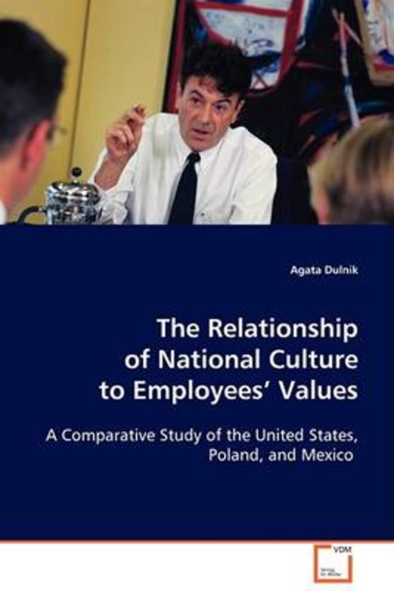 The Relationship of National Culture to Employees Values