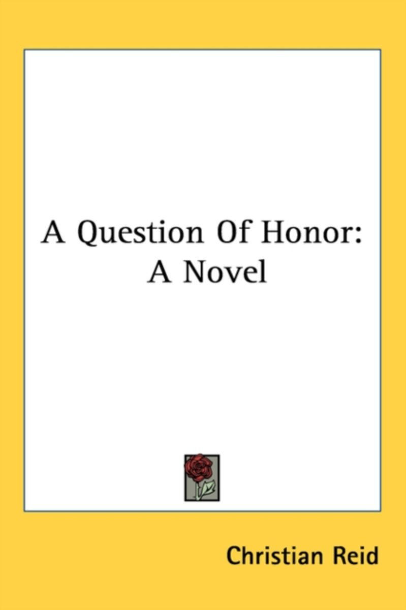 A Question of Honor
