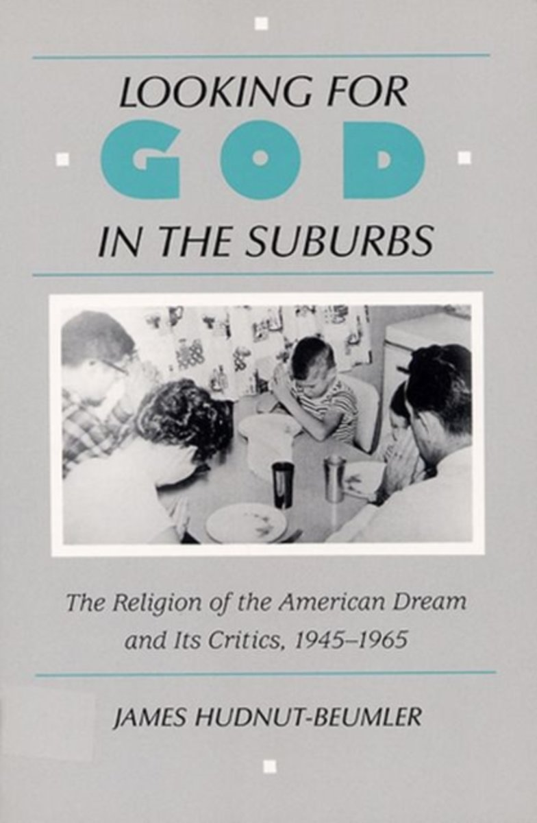 Looking for God in the Suburbs