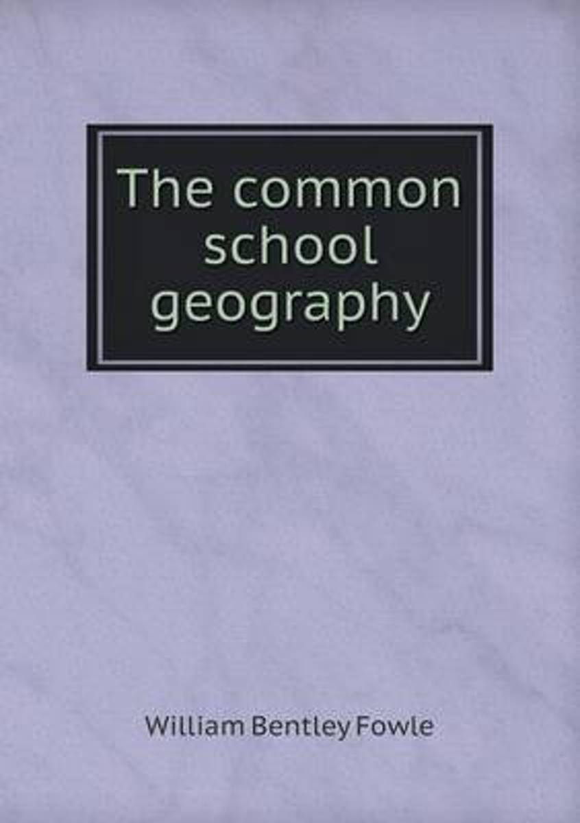 The Common School Geography