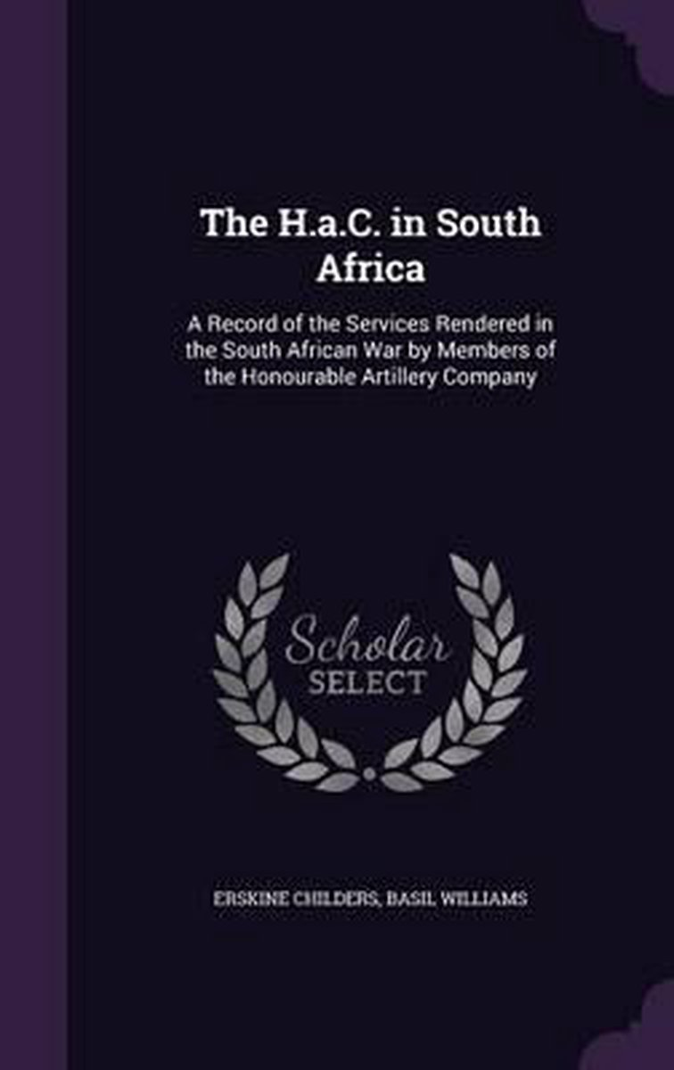 The H.A.C. in South Africa