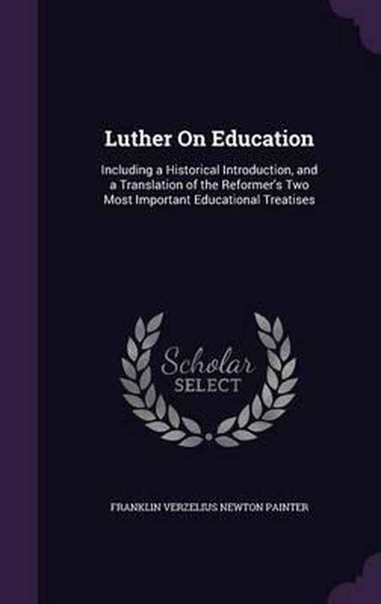 Luther on Education
