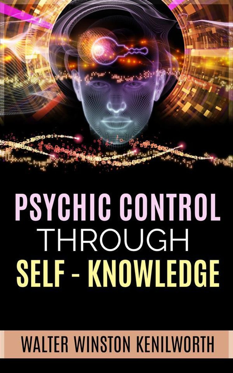 Psychic Control Through Self- Knowledge image
