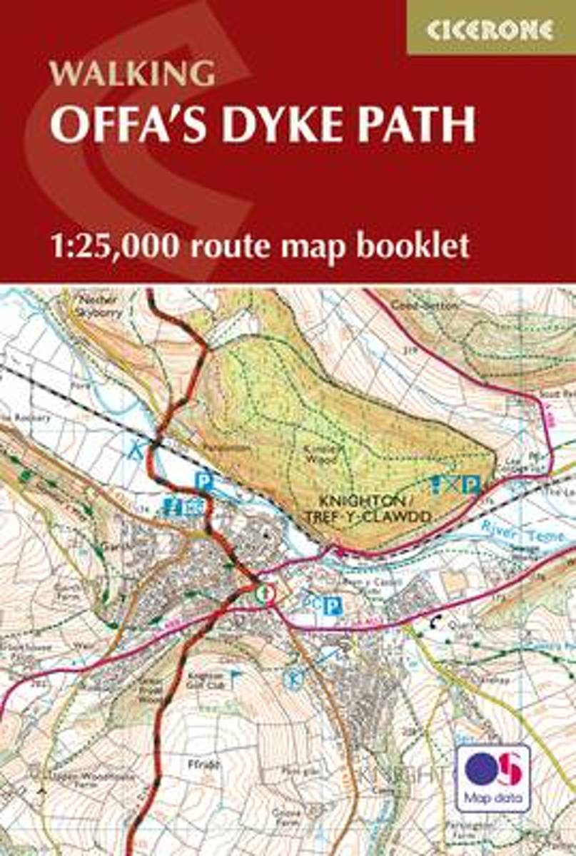 Offa's Dyke Map Booklet