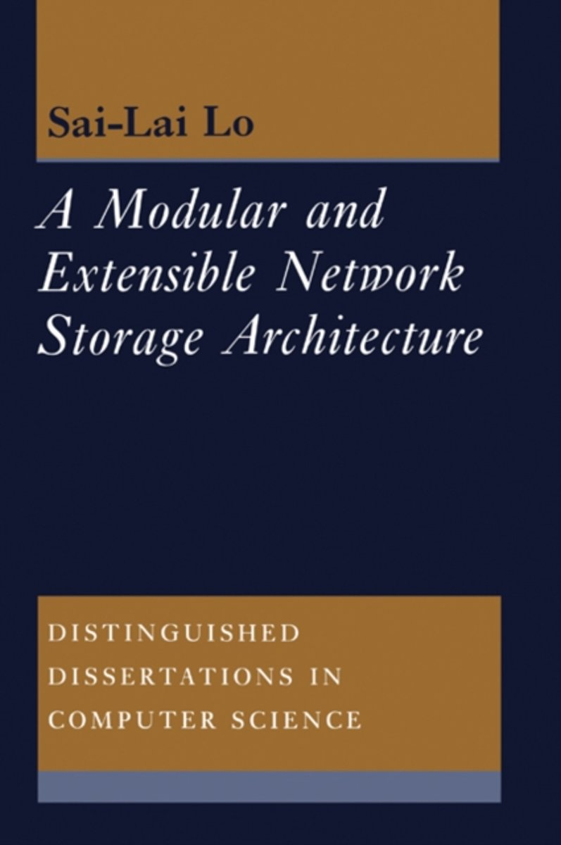 A Modular and Extensible Network Storage Architecture