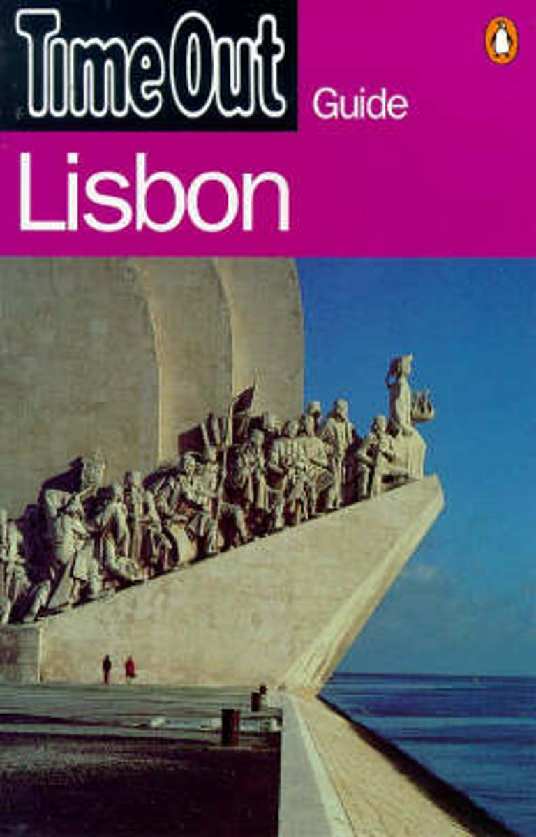 Time Out Lisbon Guide
