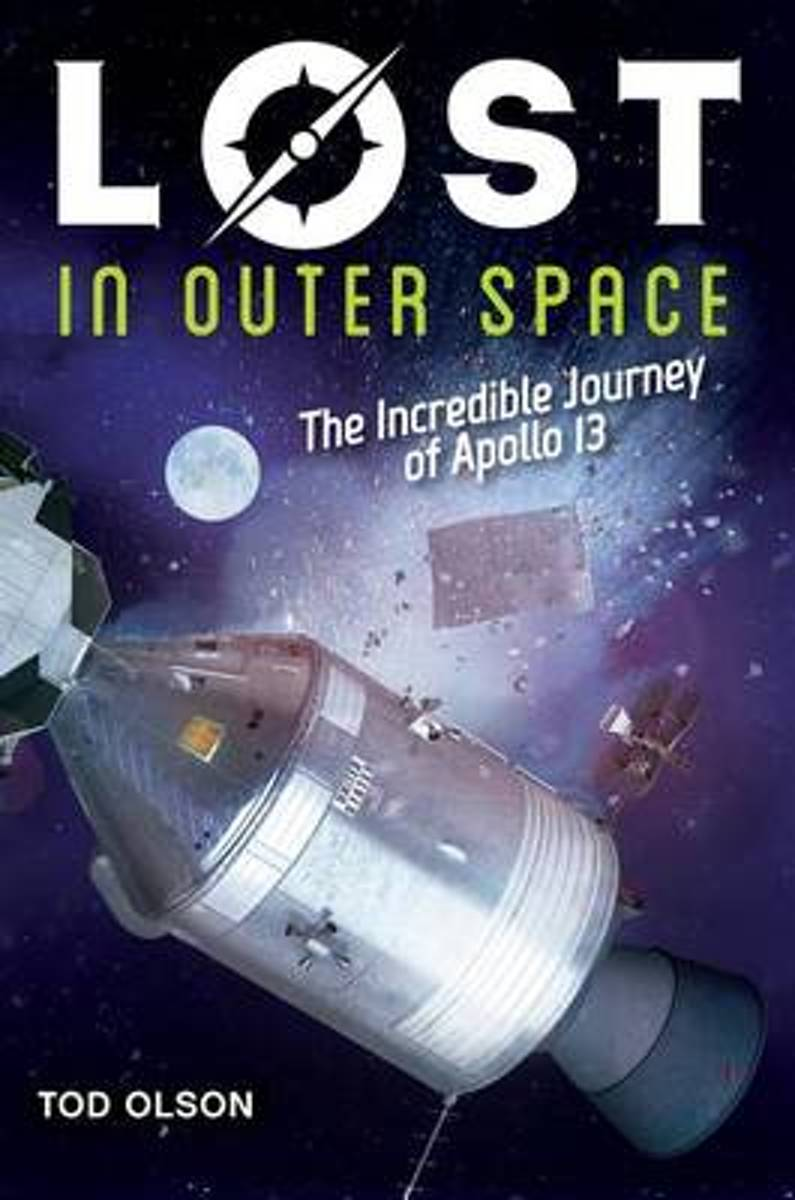 Lost in Outer Space (Lost #2)