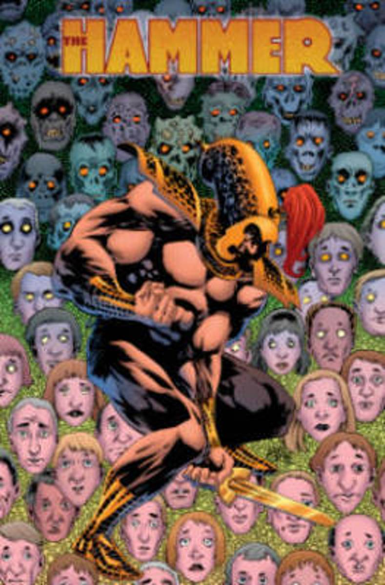 The Hammer Kelley Jones' Complete Series