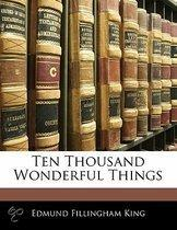 Ten Thousand Wonderful Things