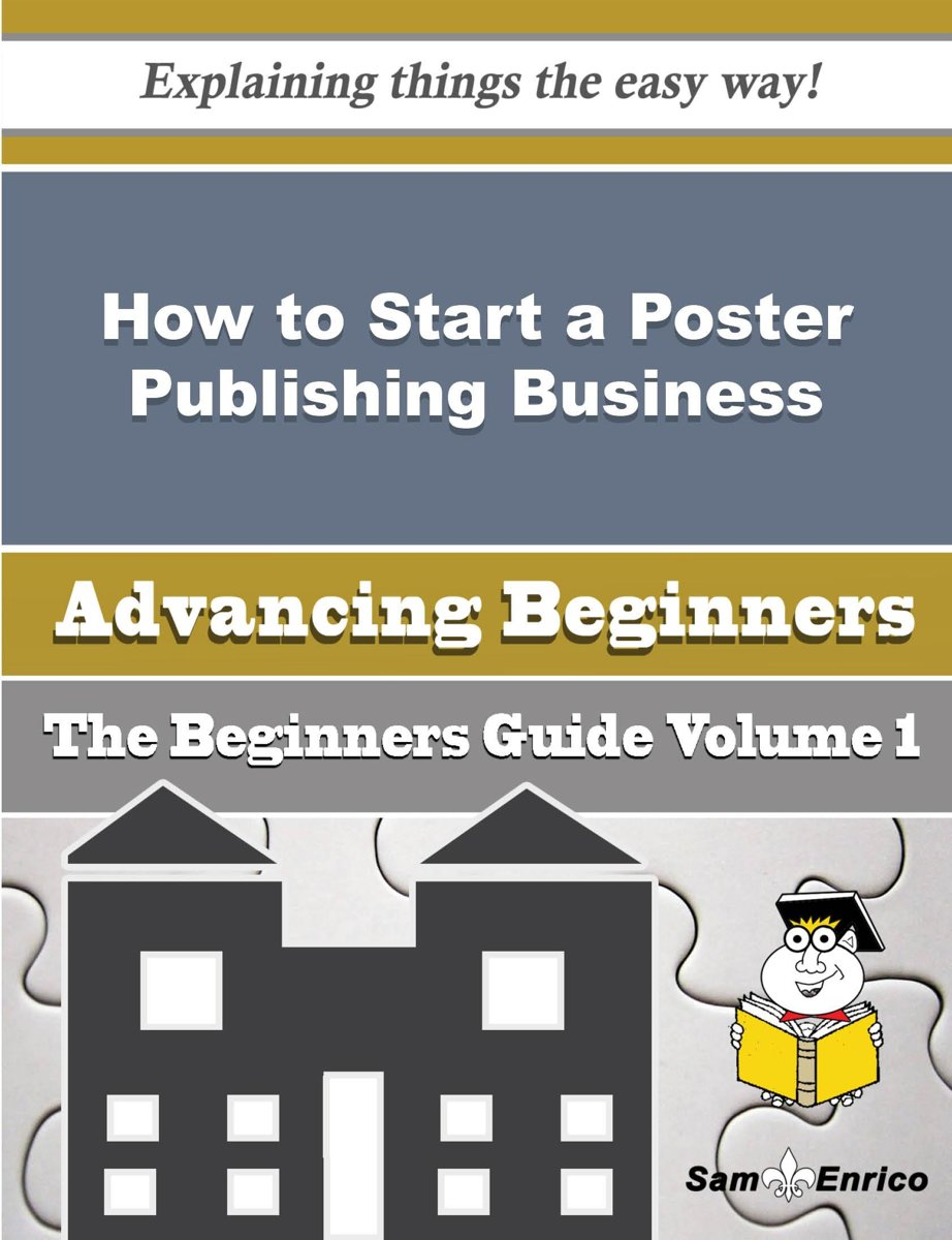How to Start a Poster Publishing Business (Beginners Guide)