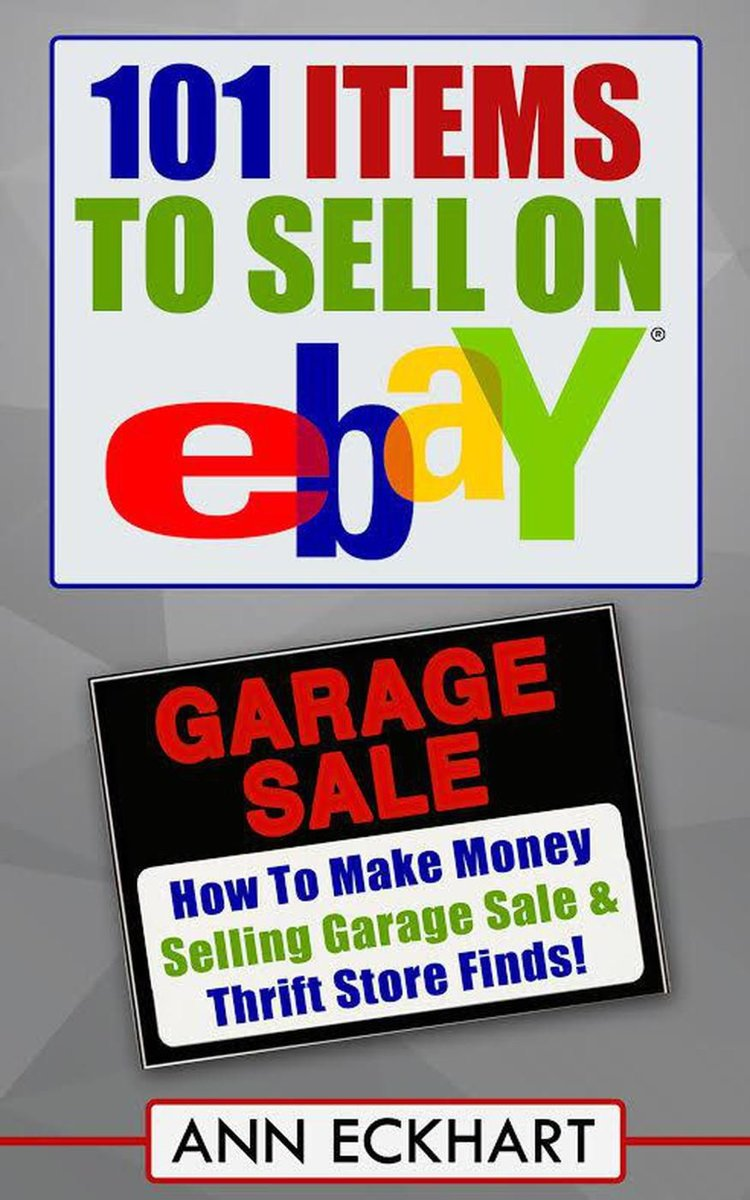 101 Items To Sell On Ebay