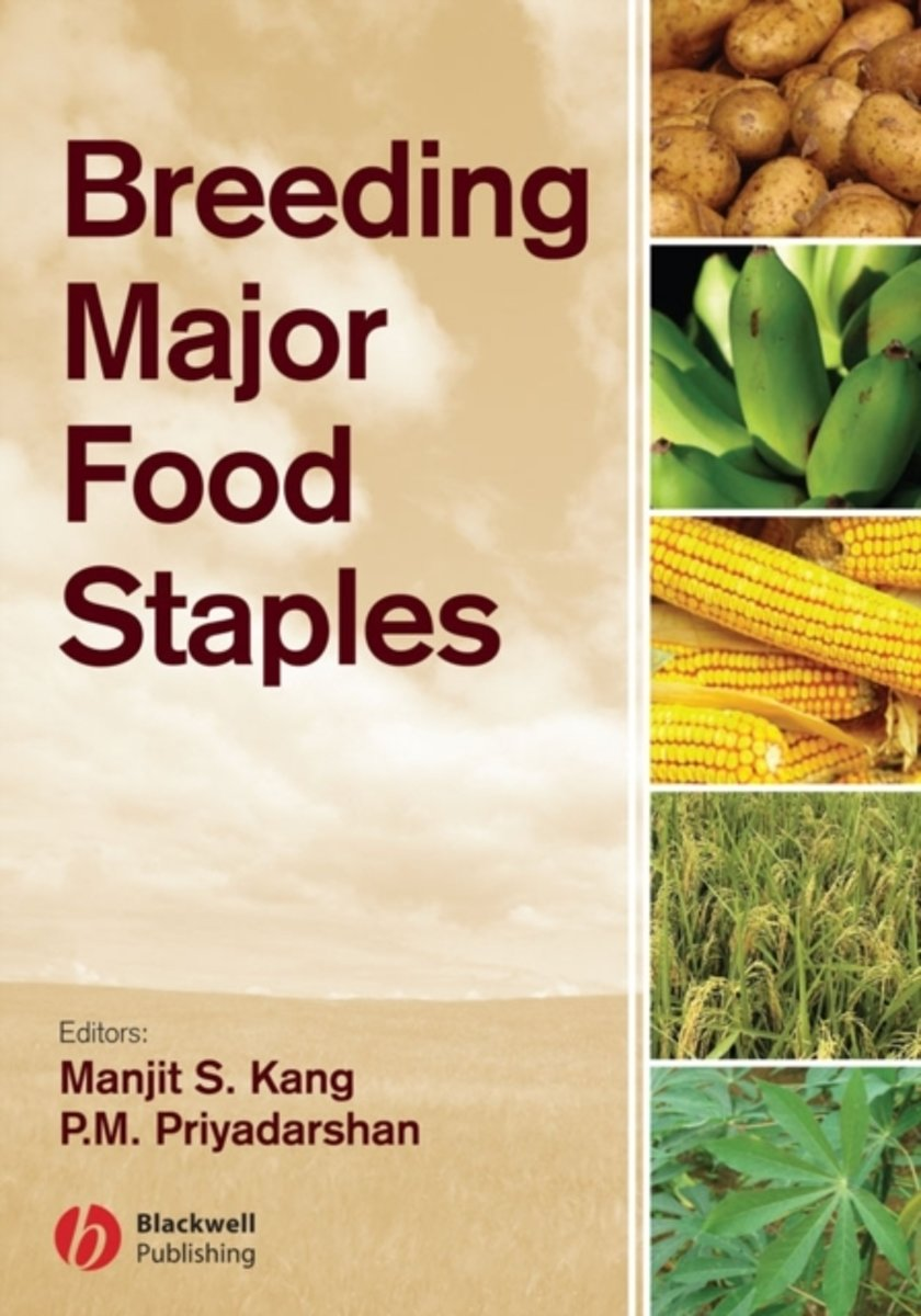 Breeding Major Food Staples