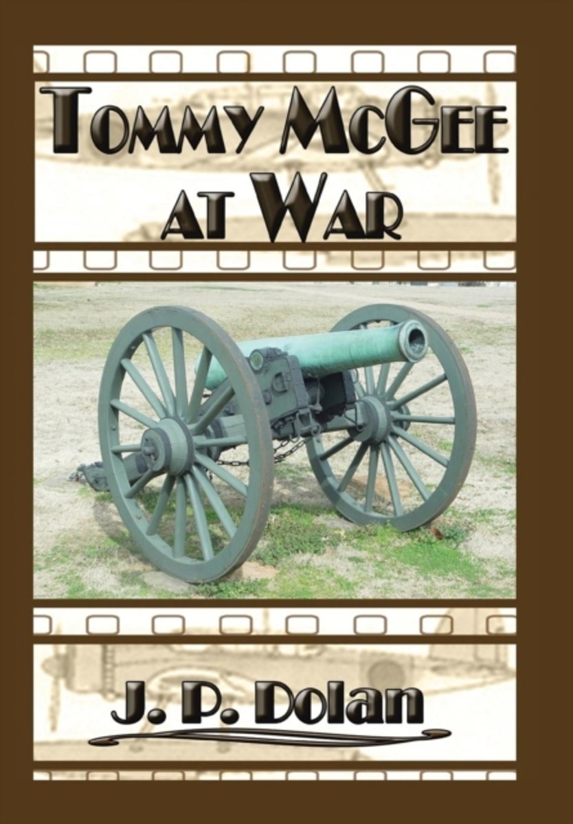 Tommy McGee at War