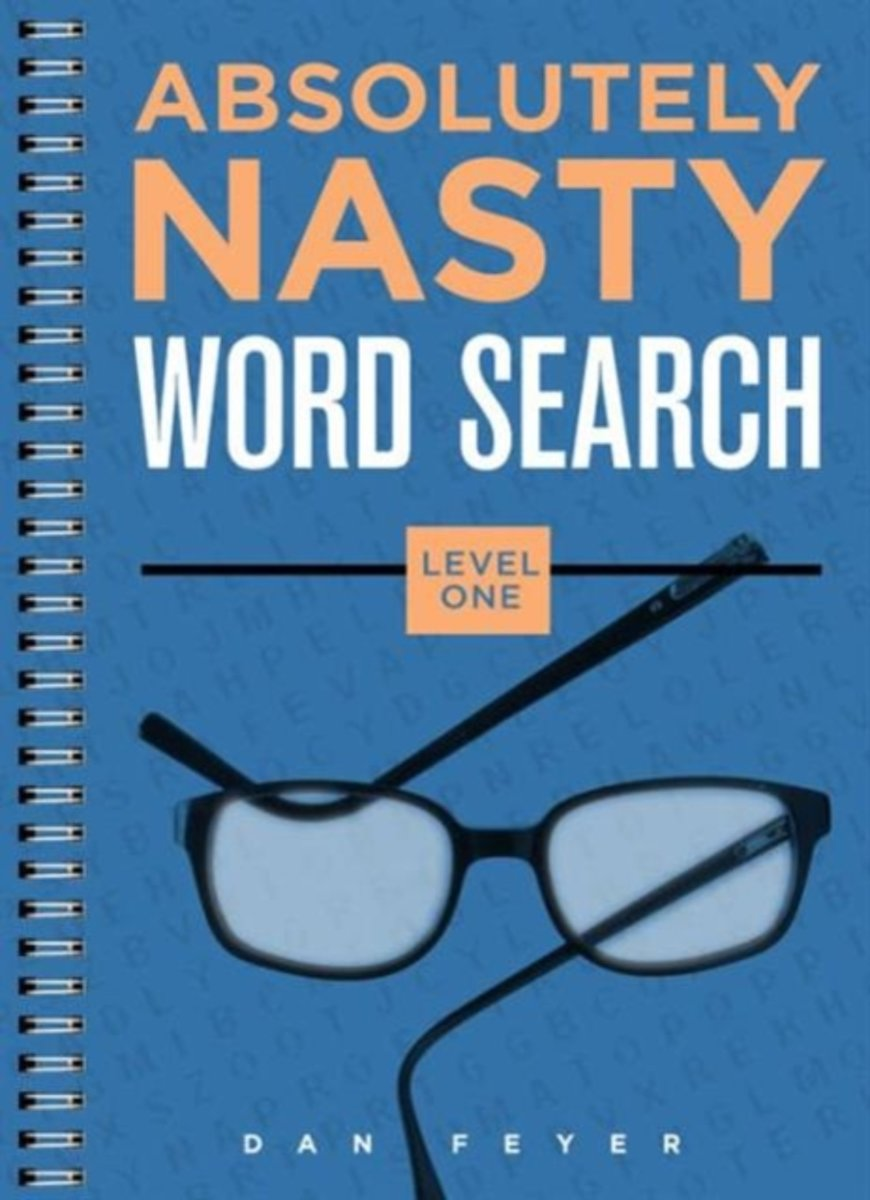 Absolutely Nasty (R) Word Search, Level One