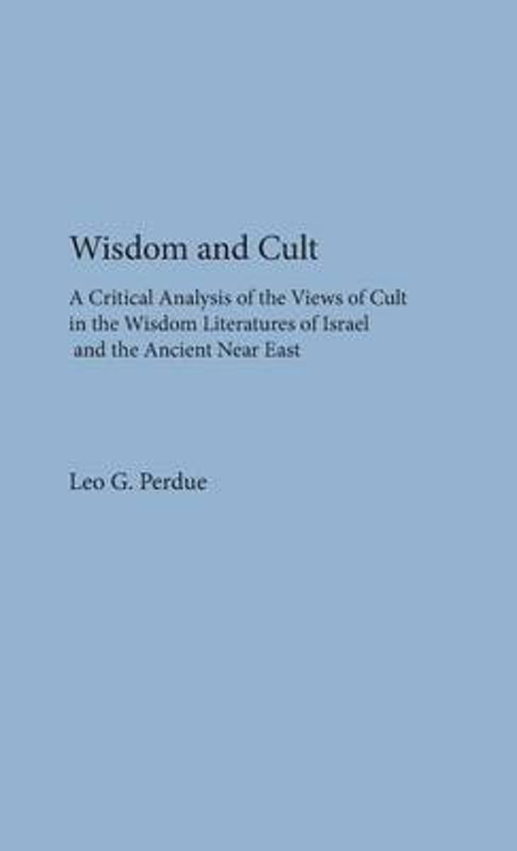 Wisdom and Cult