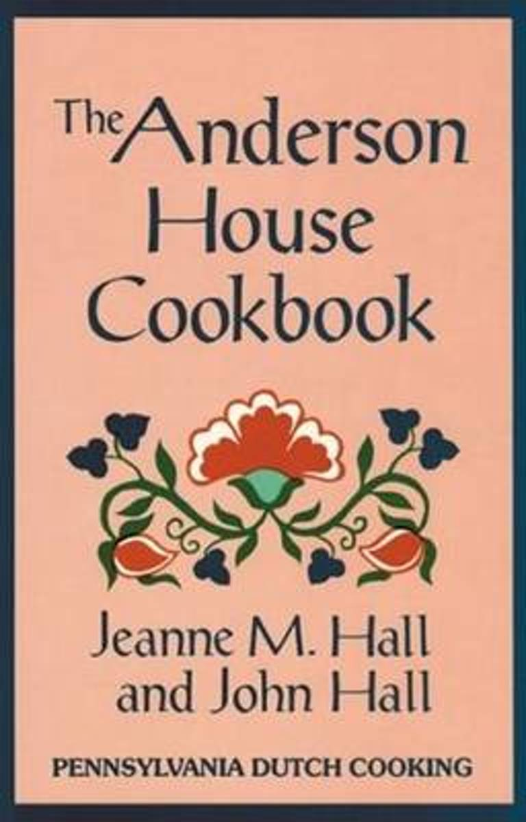 Anderson House Cookbook, The