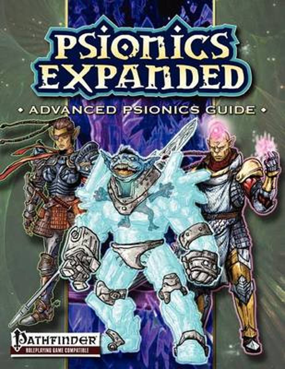 Psionics Expanded