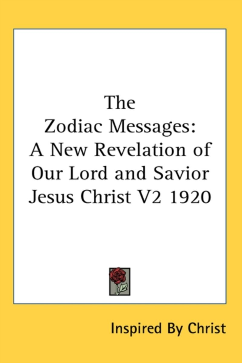 The Zodiac Messages