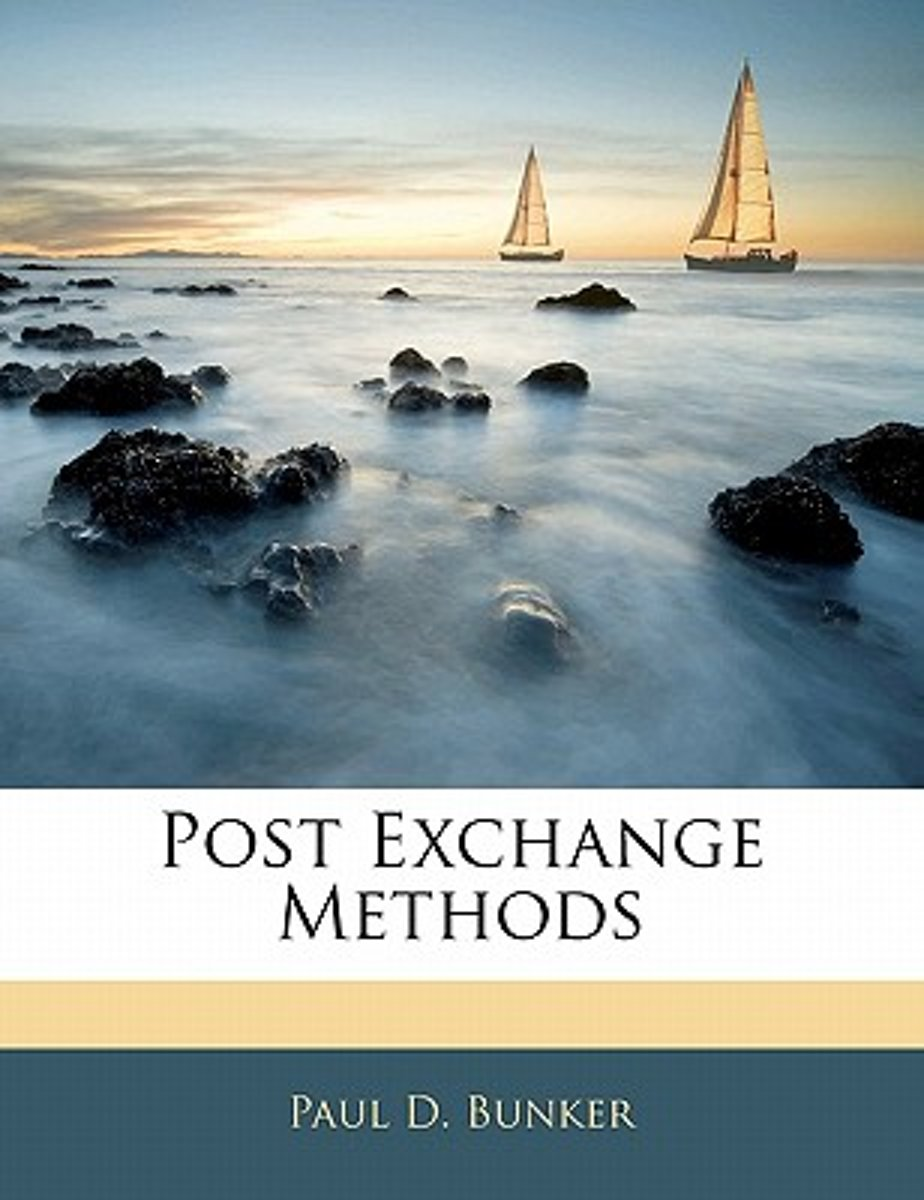 Post Exchange Methods