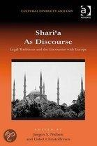Shari'A as Discourse
