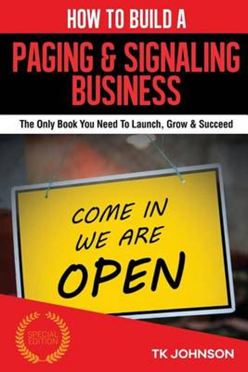 How to Build a Paging & Signaling Business (Special Edition)