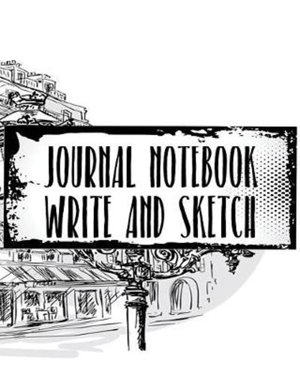 Journal Notebook Write and Sketch