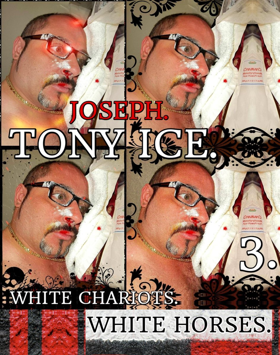 Joseph. Tony Ice. White Chariots. White Horses. Part 3.