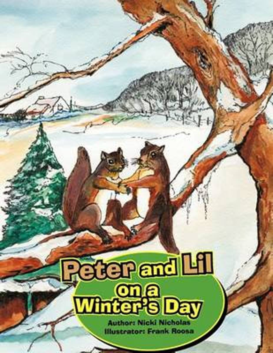 Peter And Lil On A Winter's Day