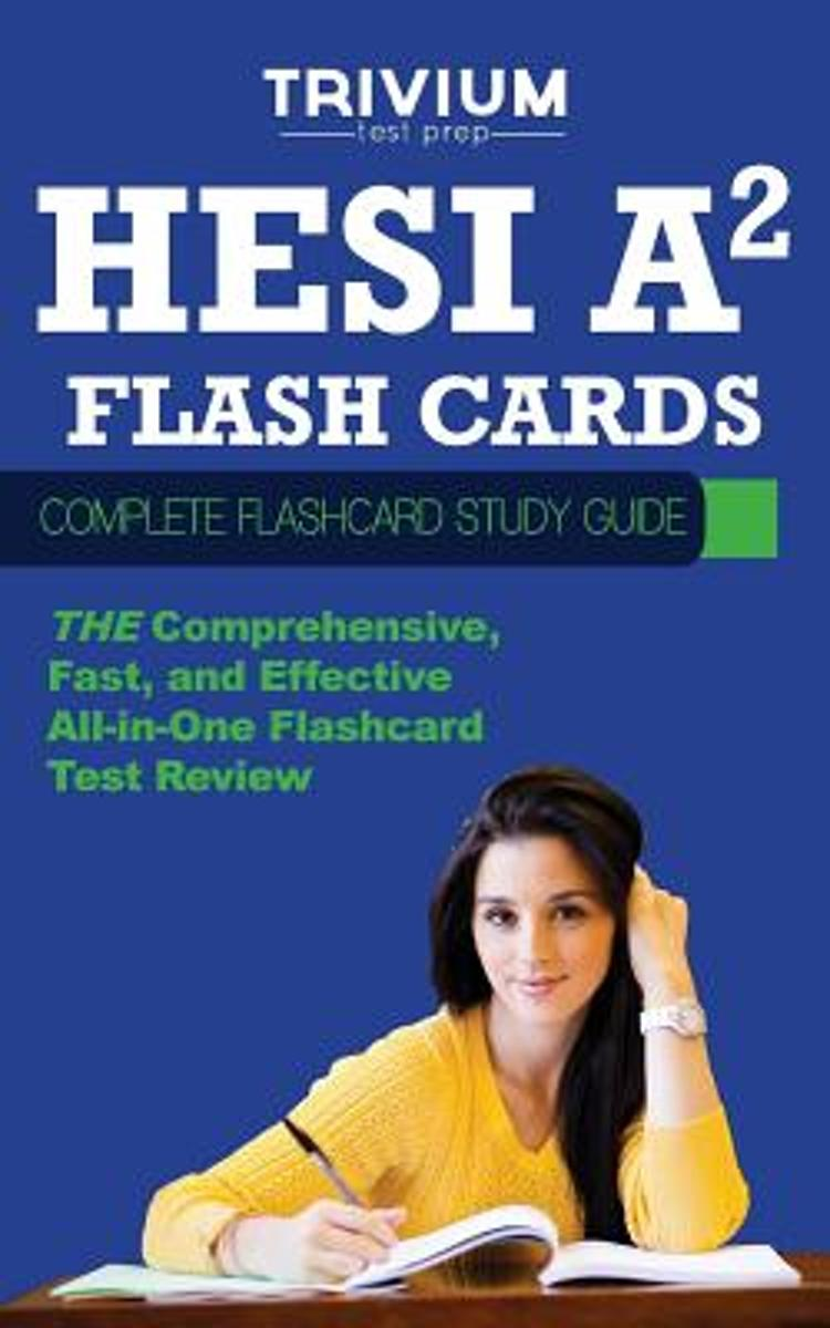 Hesi A2 Flash Cards