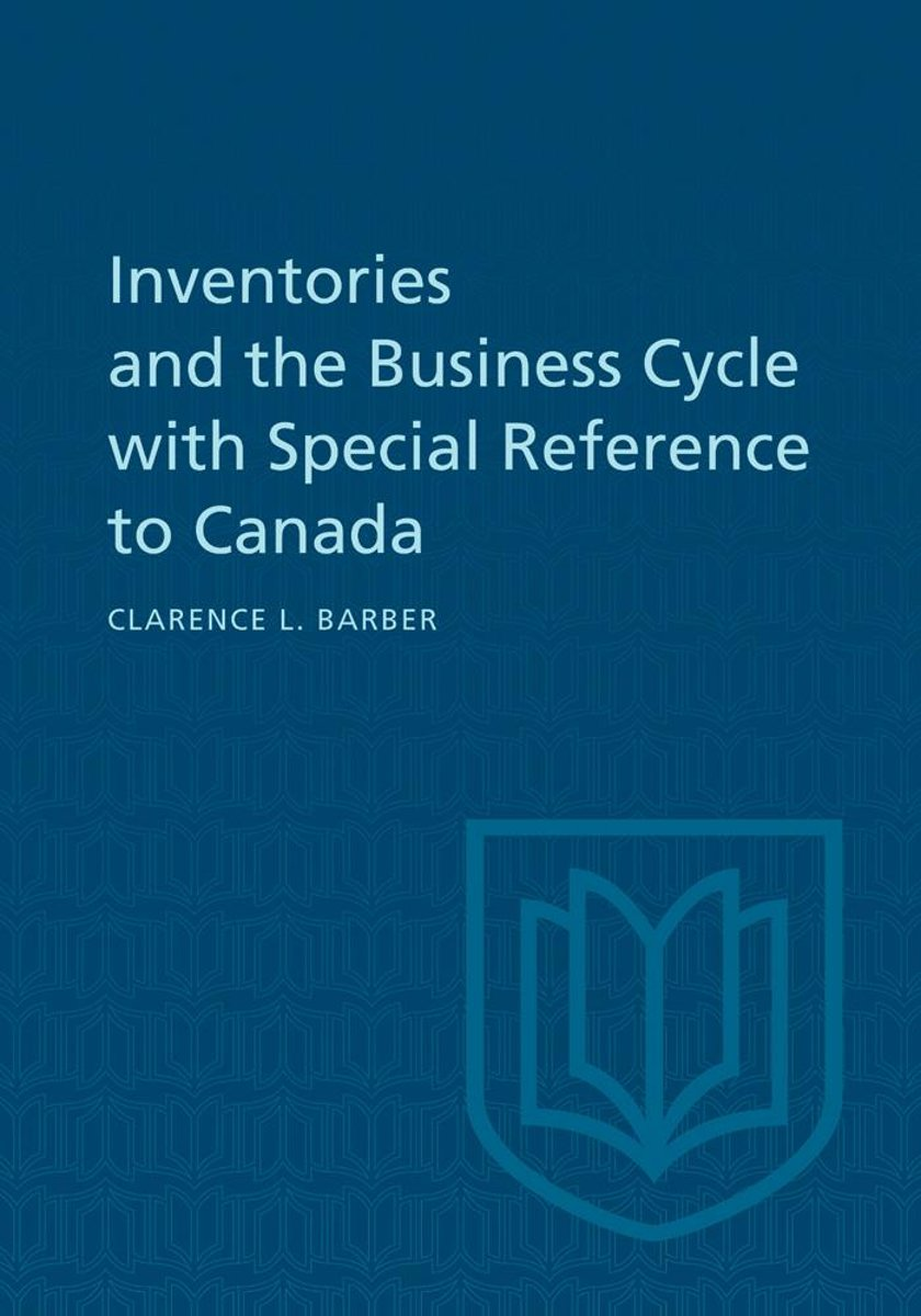 Inventories and the Business Cycle