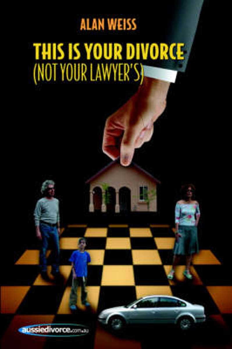 This Is Your Divorce (Not Your Lawyer's)