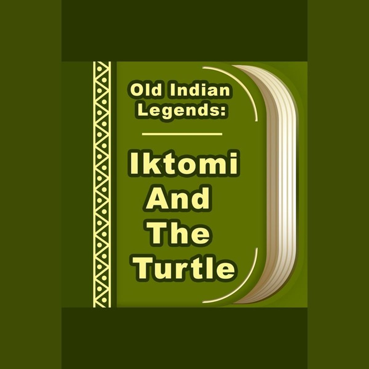Iktomi And The Turtle