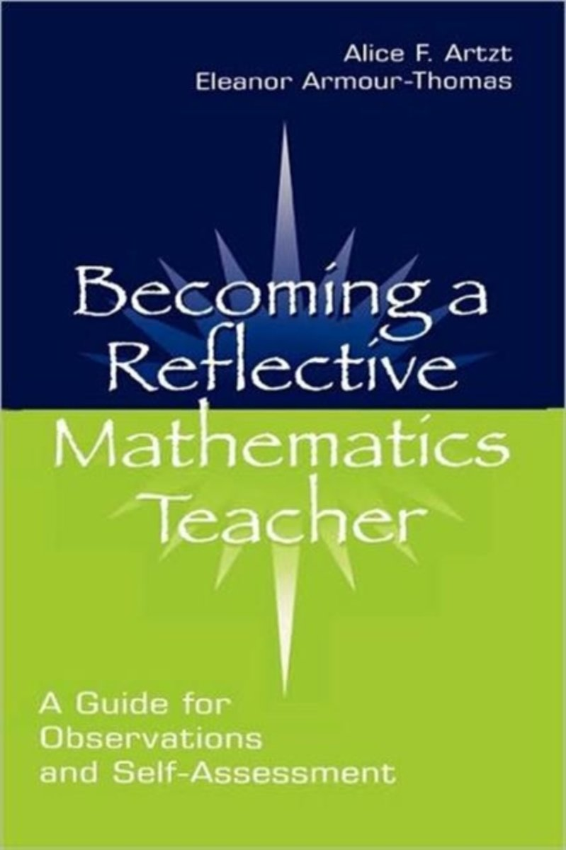 Becoming A Reflective Mathematics Teacher image