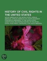 History of civil rights in the United States