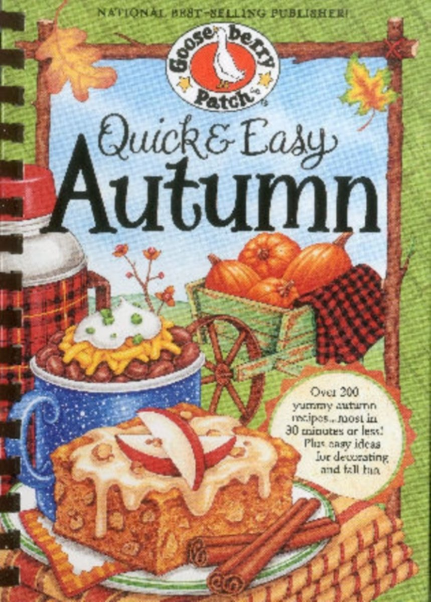 Quick & Easy Autumn Recipes
