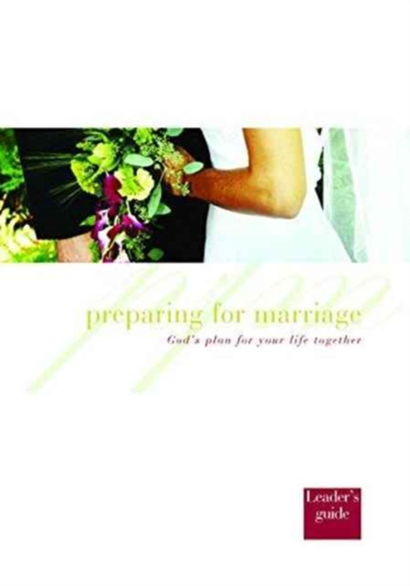 Preparing for Marriage - Leaders Guide