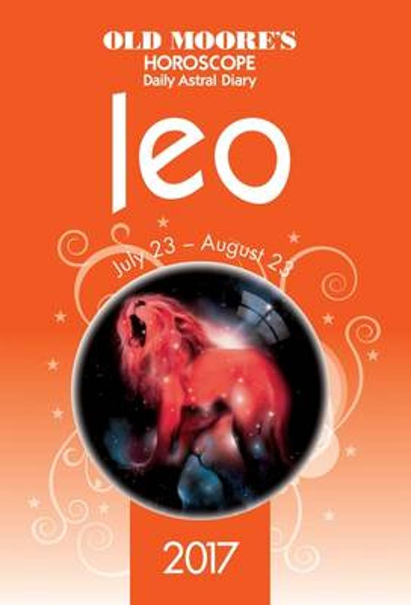 Old Moore's 2017 Astral Diaries Leo