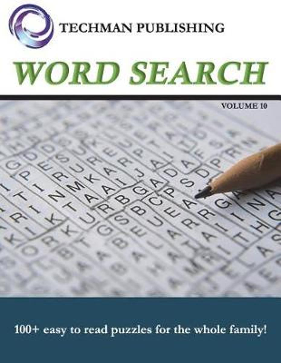 Word Search Volume 10