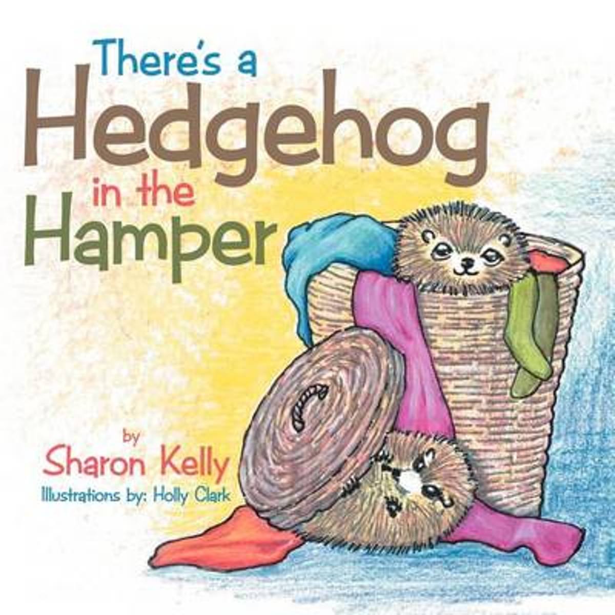 There's a Hedgehog in the Hamper