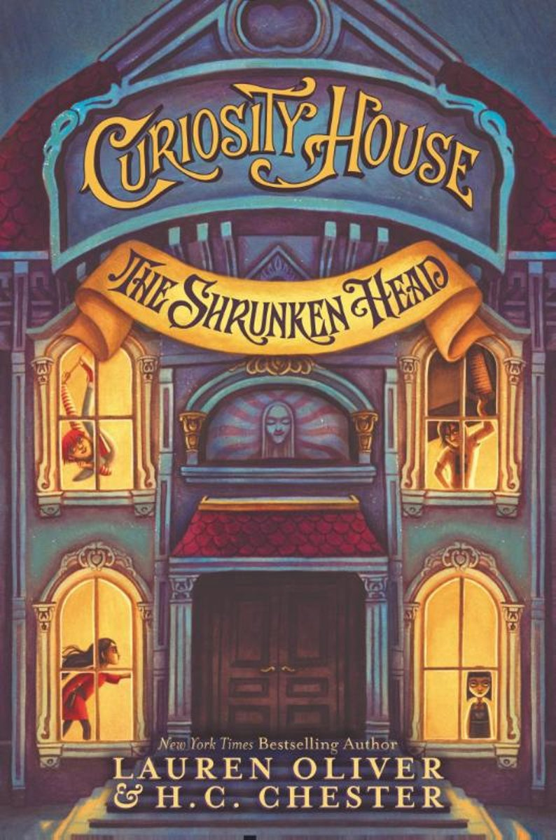 Curiosity House 01. The Shrunken Head