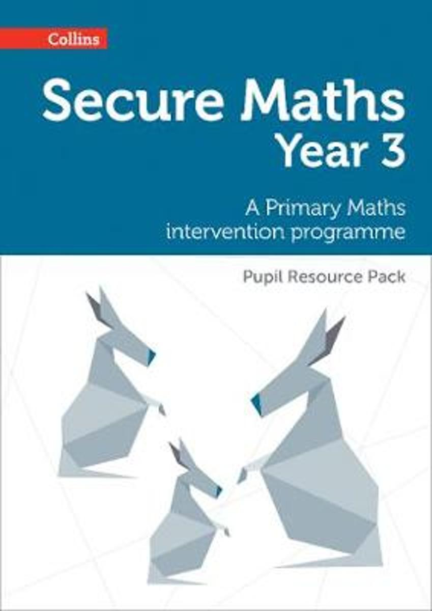 Secure Year 3 Maths Pupil Resource Pack