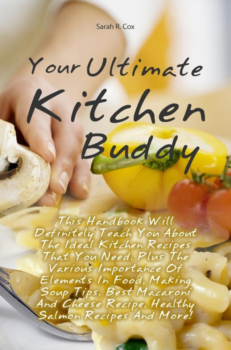 Your Ultimate Kitchen Buddy