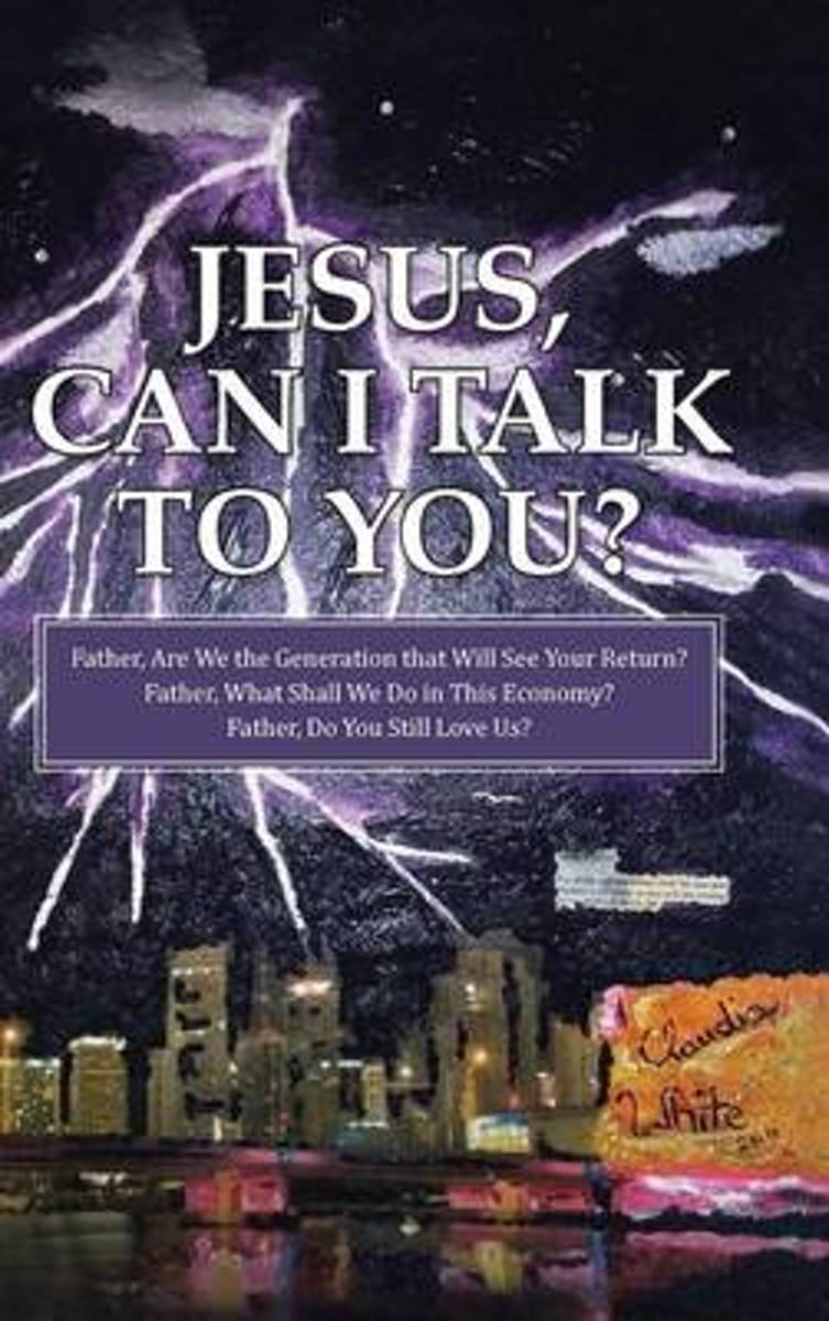 Jesus, Can I Talk to You?