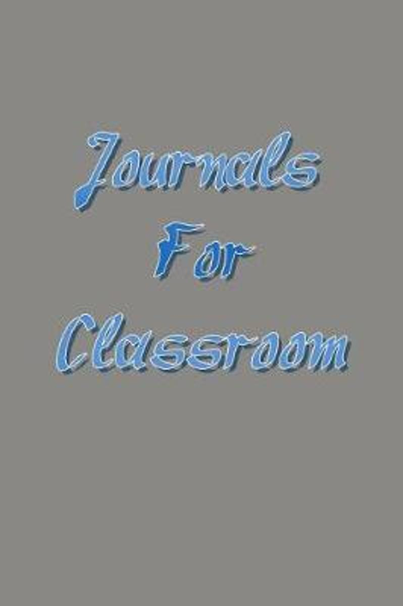 Journals for Classroom