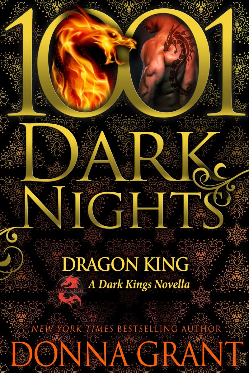 Dragon King: A Dark Kings Novella